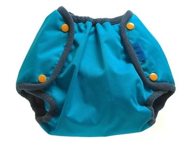 Obrázek z Haipa-daipa Svrchní kalhotky Tyrkysová