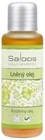 Obrázek Saloos Lněný olej 125 ml
