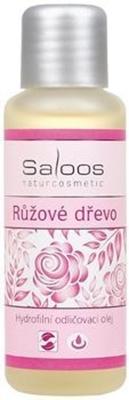 Obrázek z Saloos Hydrofilní odličovací olej Růžové dřevo 50 ml