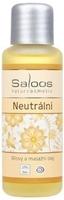 Obrázek Saloos Tělový a masážní olej Neutrální 50 ml