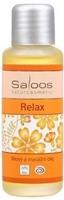 Obrázek Saloos Tělový a masážní olej Relax 50 ml