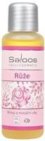Obrázek Saloos Tělový a masážní olej Růže 50 ml