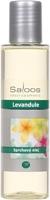 Obrázek Saloos Sprchový olej Levandule 125 ml
