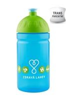 Obrázek Zdravá lahev Logo 2014 transparentní 0,5 l