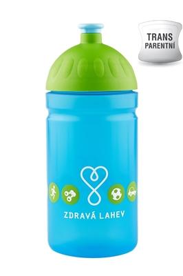 Obrázek z Zdravá lahev Logo 2014 transparentní 0,5 l