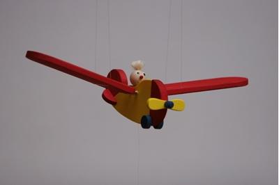 Obrázek z Letec pilot malý