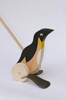 Obrázek Dřevěná plácačka Tučňák