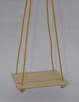 Obrázek Dřevěná houpačka Sedák