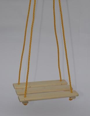 Obrázek z Dřevěná houpačka Sedák