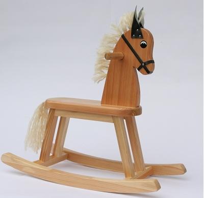 Obrázek z Houpací kůň