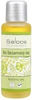 Obrázek Saloos Bio Sezamový olej 125 ml LZS