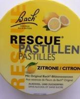 Obrázek Bachovy Rescue Pastilky citrón 50 g
