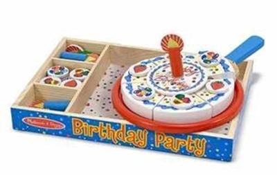 Obrázek z Melissa & Doug Krájení - Narozeninový dort