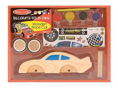 Obrázek z Závodní auto - kreativní dekorace - Melissa & Doug