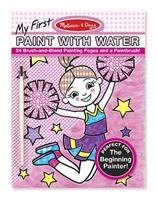 Obrázek Moje první malování vodou – Růžové Melissa & Doug