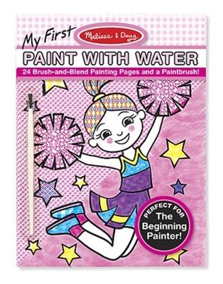 Obrázek z Moje první malování vodou – Růžové Melissa & Doug