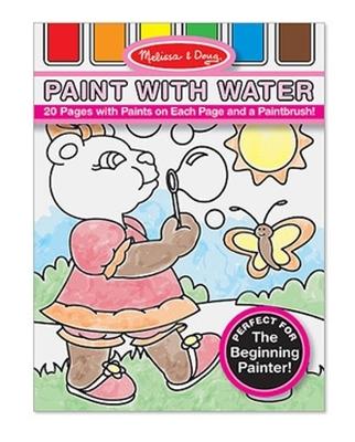 Obrázek z Malování vodou Pro holky Melissa & Doug