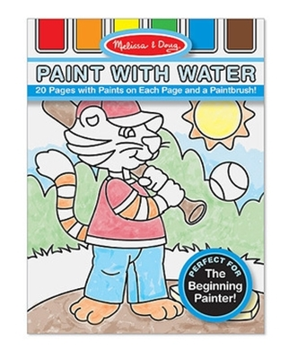 Obrázek z Malování vodou Pro kluky Melissa & Doug