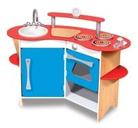 Obrázek Melissa & Doug Velká dřevěná kuchyňka