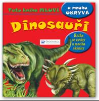 Obrázek Dinosauři – tato kniha mluví a mnoho ukrývá