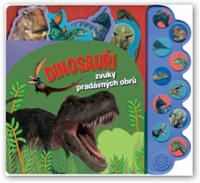 Obrázek Dinosauři – zvuky pradávných obrů