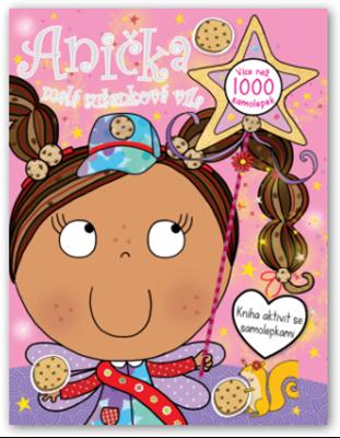 Obrázek z Anička, malá sušenková víla