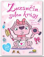 Obrázek Zuzančin salon krásy – oblékni Zuzanku a její kamarádky
