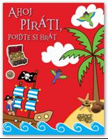 Obrázek Ahoj piráti, pojďte si hrát