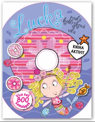 Obrázek z Lucka- malá koblížková víla