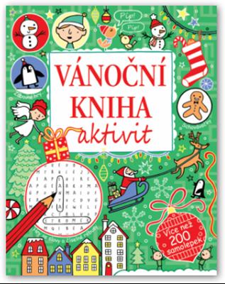 Obrázek z Vánoční kniha aktivit