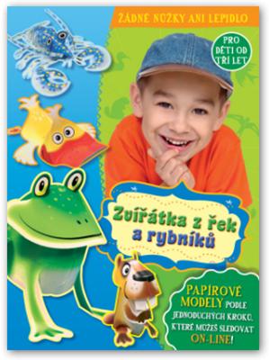 Obrázek z Zvířátka z řek a rybníků