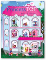 Obrázek Princess TOP My house (růžový)