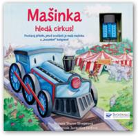 Obrázek Mašinka – hledá cirkus!