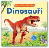 Obrázek Kdo se skrývá pod obrázkem – Dinosauři