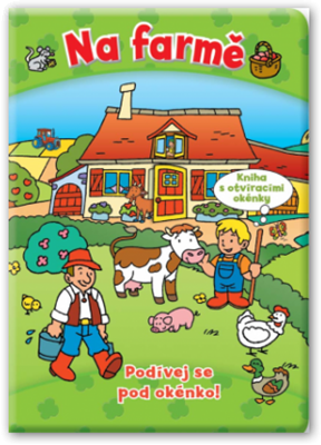 Obrázek z Na farmě – podívej se pod okénko!