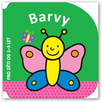 Obrázek Barvy – pro děti od 1–3 let