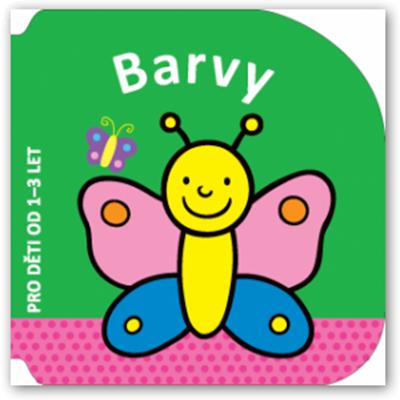 Obrázek z Barvy – pro děti od 1–3 let