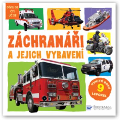 Obrázek z Záchranáři a jejich vybavení