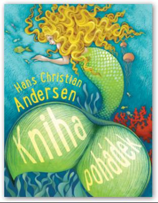 Obrázek z Hans Christian Andersen –  kniha pohádek