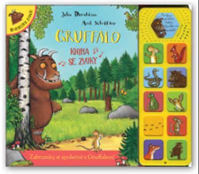 Obrázek z Gruffalo – kniha se zvuky