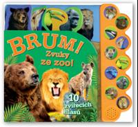 Obrázek Brum! Zvuky ze zoo!