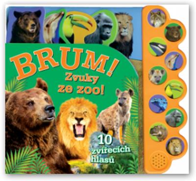 Obrázek z Brum! Zvuky ze zoo!
