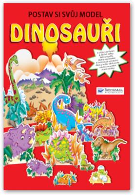 Obrázek z Dinosauři – Postav si svůj model