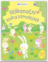 Obrázek Velikonoční kniha samolepek