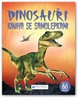 Obrázek Dinosauři - Kniha se samolepkami