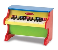 Obrázek Melissa & Doug Dětské dřevěné piáno