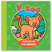 Obrázek V zoo - podívej se pod obrázek!