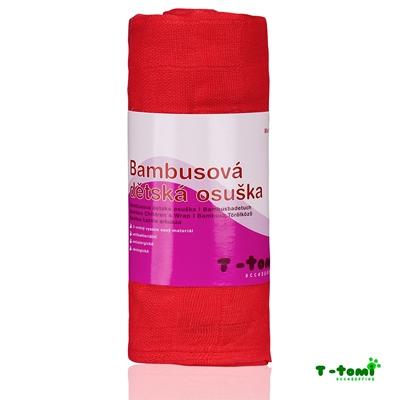 Obrázek z Bambusová osuška, růžová
