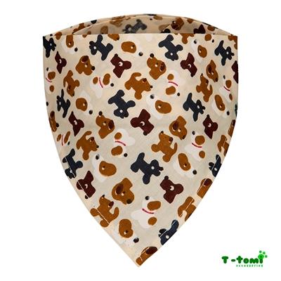 Obrázek z Dětský šátek, pejsci