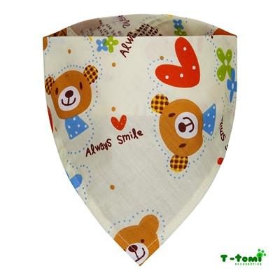 Obrázek z Dětský šátek, medvídci